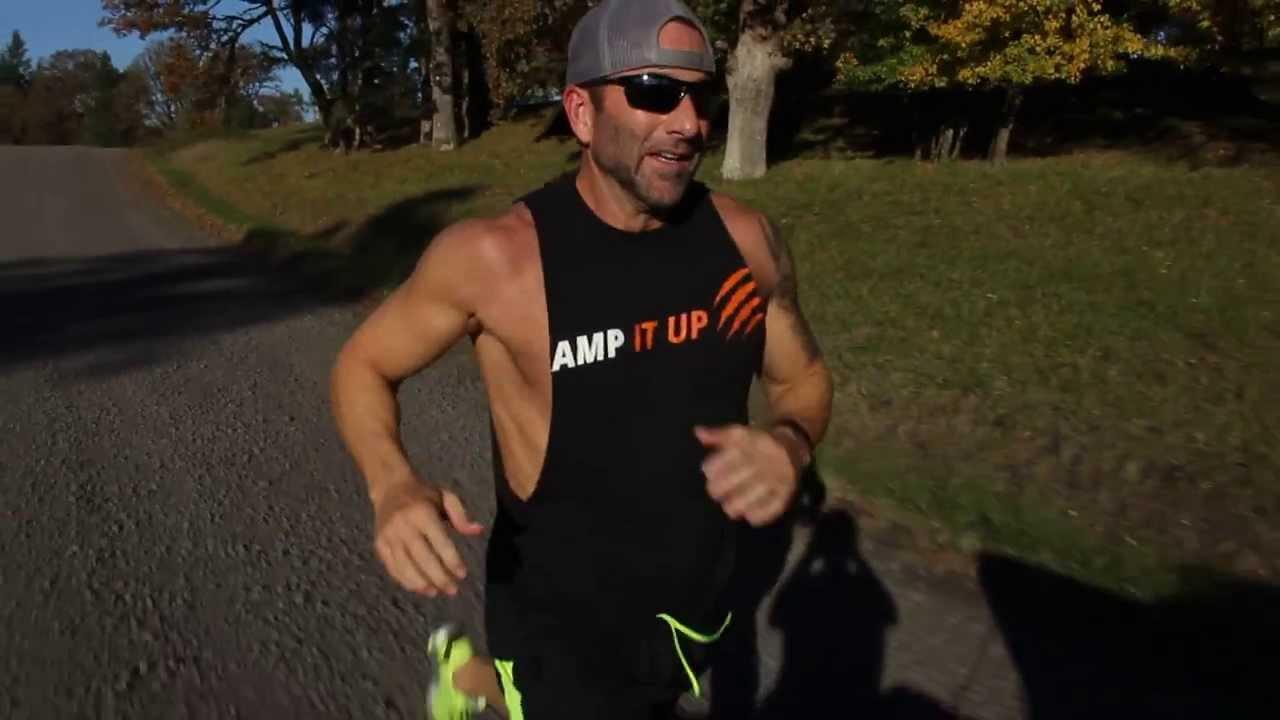 Cam's UA Speed Form Running Shoe - get