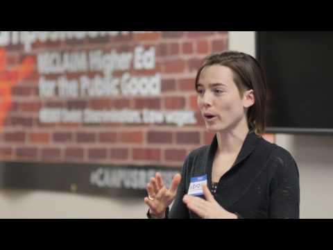 U of M AFSCME Worker, Wendy Plager - support the Regents Scholarship & College Affordability