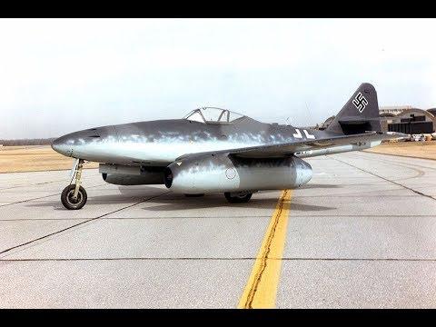 Five Amazing Facts About The Messerschmitt Me 262