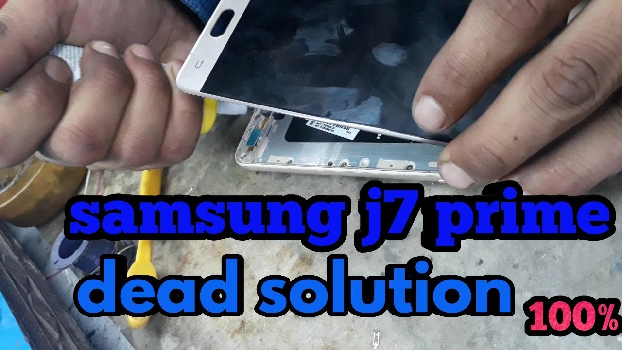 J7 PRIME DEAD BOOT SOLUTION 100%/ j7 Prime dead boot repair