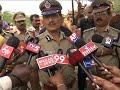 04-08-18  SRI R P THAKUR  DGP  VISIT TO QUARY BLASTING INCIDENT AT HATHIBELAGAL OF  KURNOOL