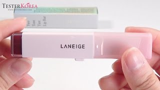 [TESTERKOREA] LANEIGE Two Tone Tint Lip Bar 2g # 08 Cherry Milk