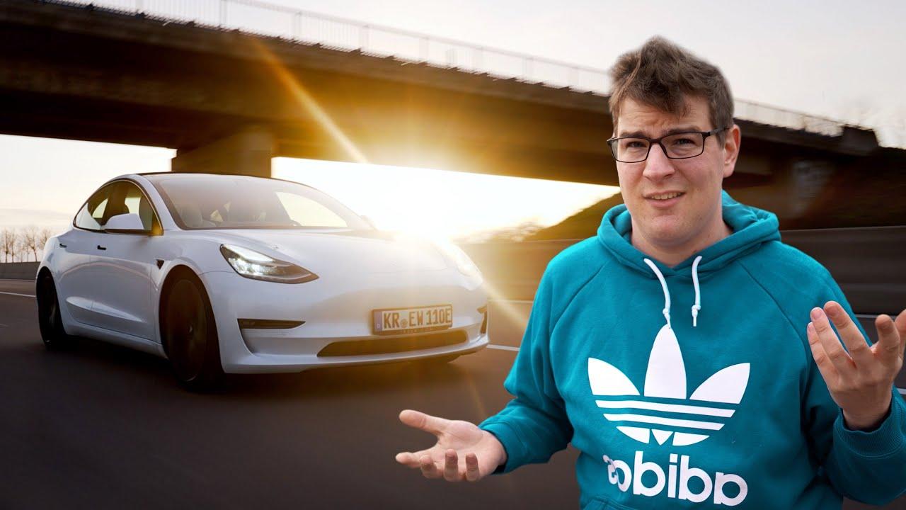Das größte Problem bei meinem Tesla Model 3...