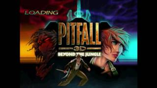 Let's Play Pitfall 3D: Beyond the Jungle - Part 1