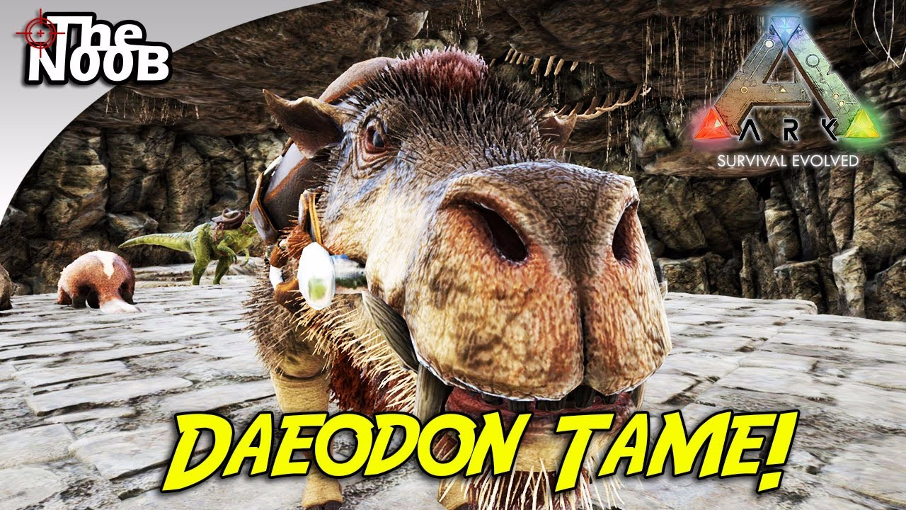 Ark Survival Evolved Ragnarok Daeodon Tame S08 E13 Thenoob Official Youtube Ark ragnarok is dropping in 5 days so im going over all the things you need to know about the the dino spawns. ark survival evolved ragnarok daeodon tame s08 e13 thenoob official