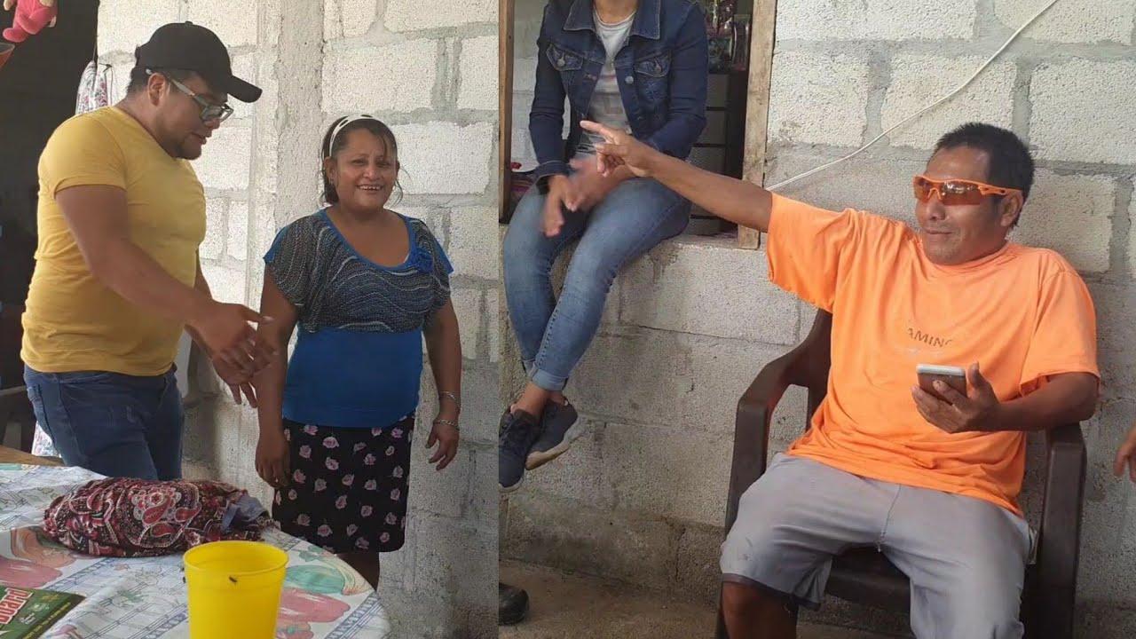 Miguel Intenta Sacar A Bailar A Doña Guarcas Y Don Antonio Se Pone Celoso Que Crees Que Hizo?