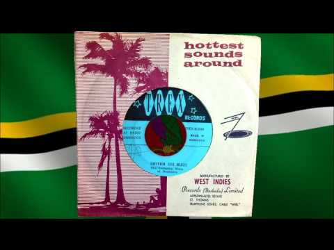 Rhythm And Blues - The Swinging Stars of Dominica