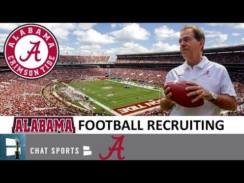 Alabama Football 2020 Recruiting Class - Nick Saban's #2 Ranked Class Ft. Bryce Young & Drew Sanders