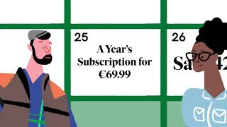 Black Friday Week - Save 42% at Independent.ie