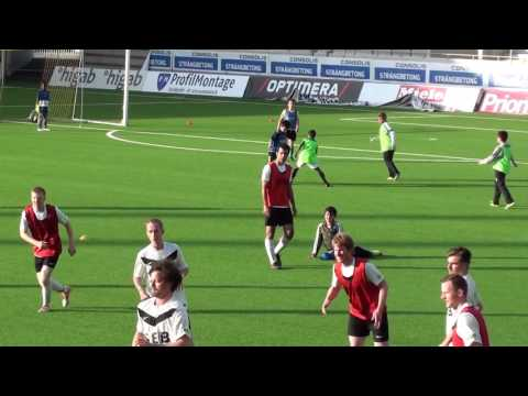Rambergets SK - Högaborg Kärralunds FC 1-1 Part 0/5 Warm up