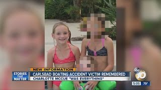 Carlsbad boating accident victim remembered
