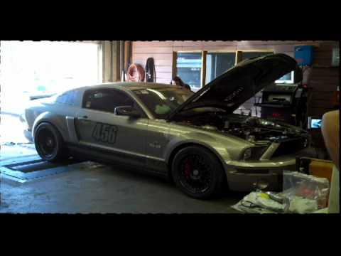 2011 800 Hp Shelby Gt500 Super Snake Dyno Doovi