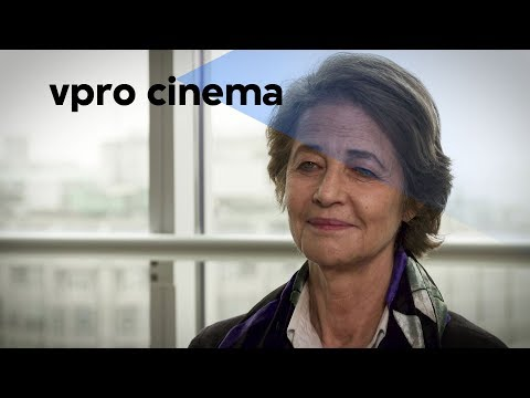 Charlotte Rampling about Hannah