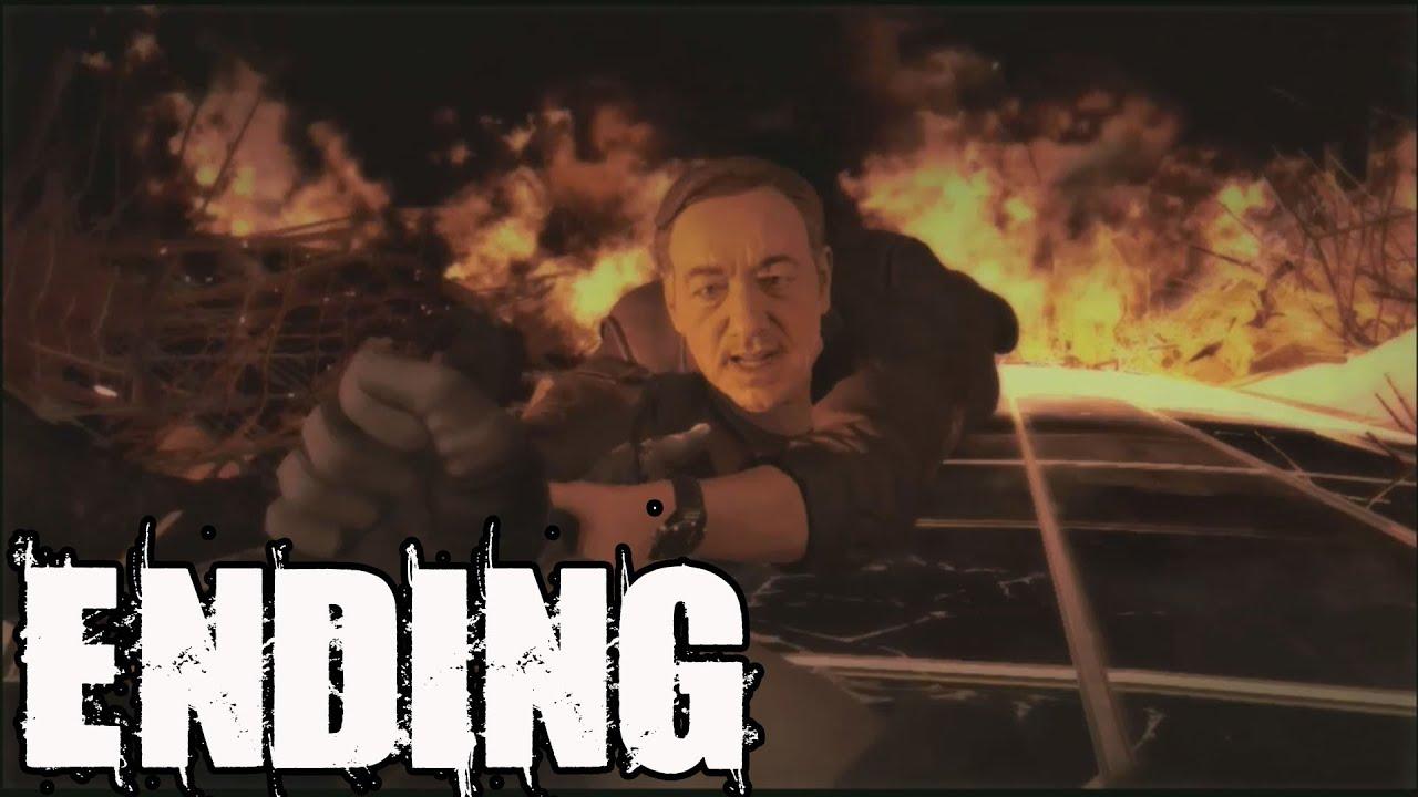Call of Duty Advanced Warfare Ending Jonathan Irons Death ...