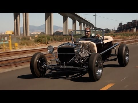 Not a Rat-Rod: 1922 Ford Roadster -/BIG MUSCLE