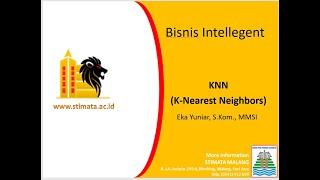 Download Belajar Algoritma KNN - Part 1 (Data Mining) #5