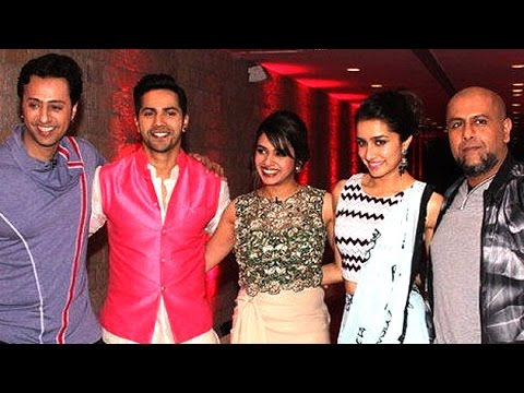 Varun Dhawan & Shraddha Kapoor PROMOTES ABCD 2 On Indian Idol Junior 2