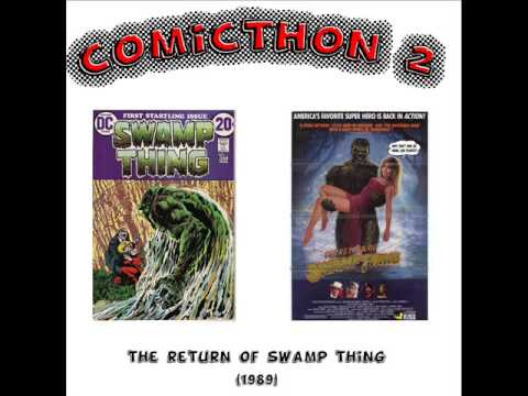 The Return of Swamp Thing (1989) Movie Review