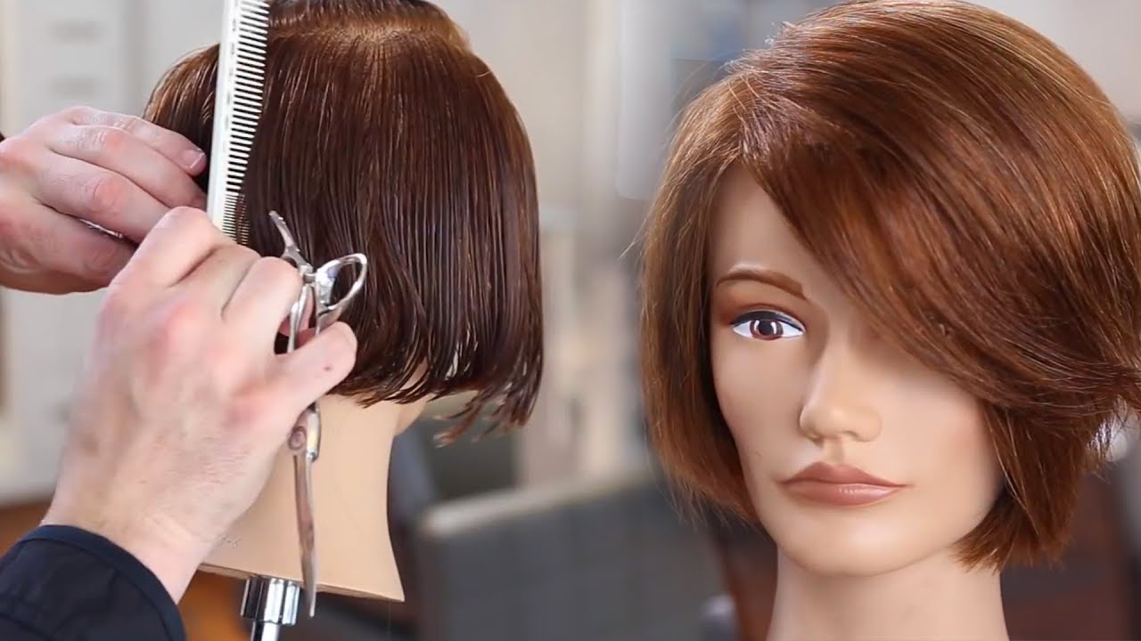 Turning a Graduated Bob into a Layered Bob Tutorial