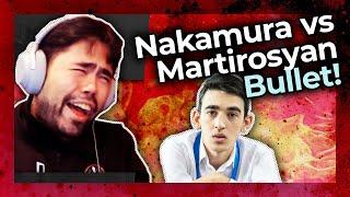 Bullet Time! Hikaru Nakamura vs Haik M. Martirosyan | Part 2/2
