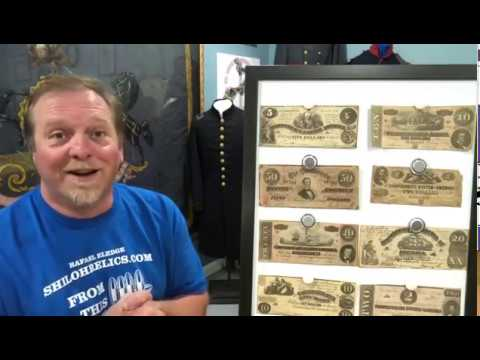 Collecting Confederate Currency For Under $100