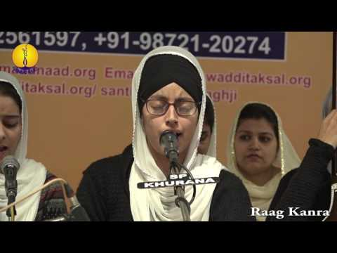 25th AGSS 2016:  Raag Kanra Students of Jawaddi Taksal