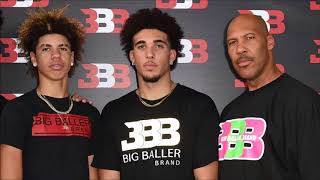 Lavar Ball Pulls Liangelo & Lamelo From Lithuania