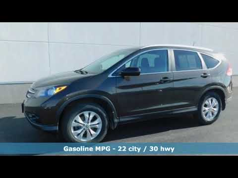 Used 2013 Honda CR-V Bowling Green OH Perrysburg, OH #18356A - SOLD