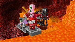 LEGO® Minecraft™ 21139 - Бій в Підземеллі