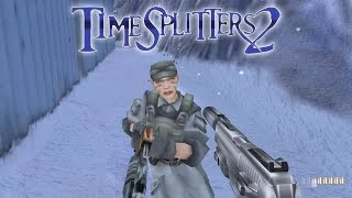 [60 FPS] Dolphin Emulator 5.0-3021 | TimeSplitters 2 [1080p] | Nintendo GameCube