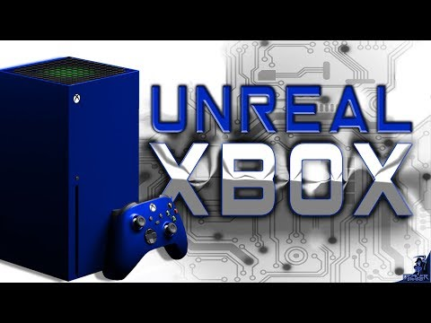 FIRST EVER Xbox Series X Unreal Engine 5 CONFIRMED For Exclusive Xbox Series X Next Gen Game