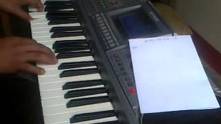 dario kal ho na ho piano