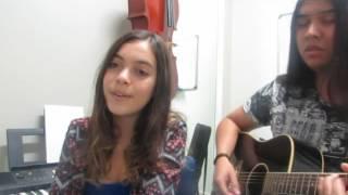A rosa e o beija flor-Giovana Araujo