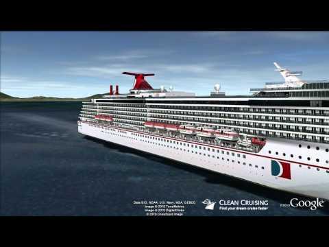 Carnival Pride Virtual Ship Tour