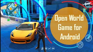 Open World Game For Android Device /  Gangster Vegas Trailer