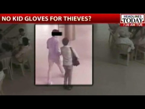 Caught On Camera: Kids Steal Gold, Money At Weddings In Mysore