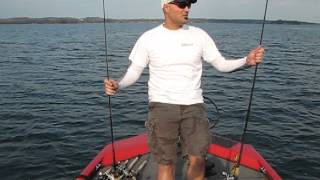 One piece, two piece or telescopic fishing rods - fishing