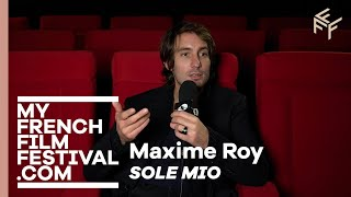 [MyFFF] 🎬 Watch our discussion with Maxime Roy, director of \