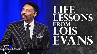 Tony Evans' Moving Memorial Tribute Sermon Reflecting on the Life of His Wife, Lois Irene Evans