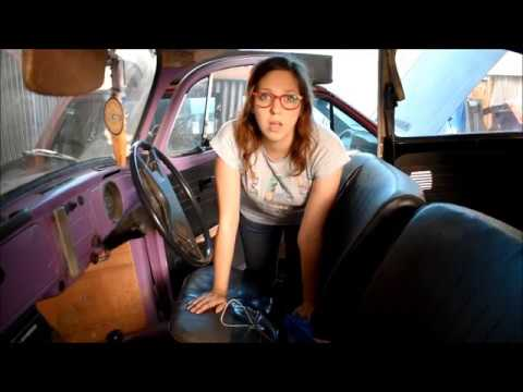 Replacing handbrake cable VW Beetle (How to)