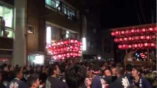 2012 多和神社祭礼