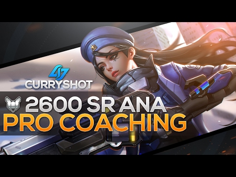 Overwatch Pro Coaching- Platinum Ana- Overwatch Gamesense Guide