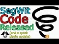 SegWit Code Is Released and The Pirates of Iceland Advance (The Cryptoverse #133)