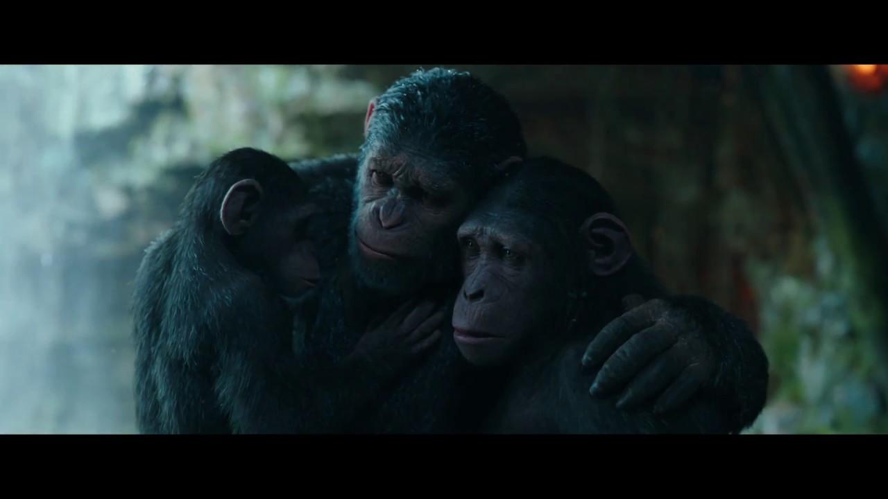 War For The Planet Of The Apes / Ο Πλανήτης των Πιθήκων: Η Σύγκρουση - Δεύτερο Trailer