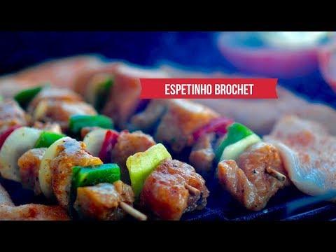 ESPETINHO BROCHET
