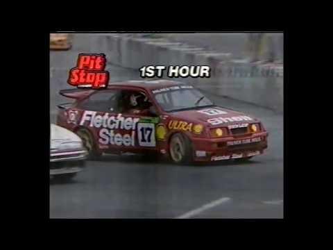 1990  Wellington 500  Dick Johnson Finger Waving