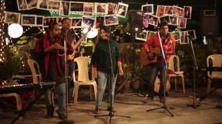 Download Hindi Video Songs - ROOF CONCERT 2016 - Kunjo sajao by Rajoshi