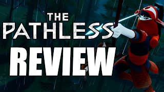 The Pathless Review - The Final Verdict (Video Game Video Review)
