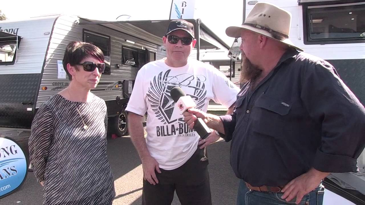 Melbourne Leisurefest - Billabong Caravans New Owners - Caravan