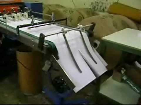SHEETER CORTADOR SULFITE A3 e A4 CF180 MAQFORMS.wmv